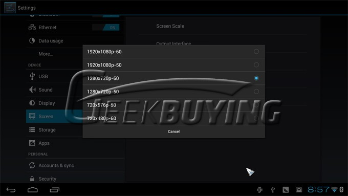 MINIX NEO X5 Dual Core TV BOX Review / Root / Firmware