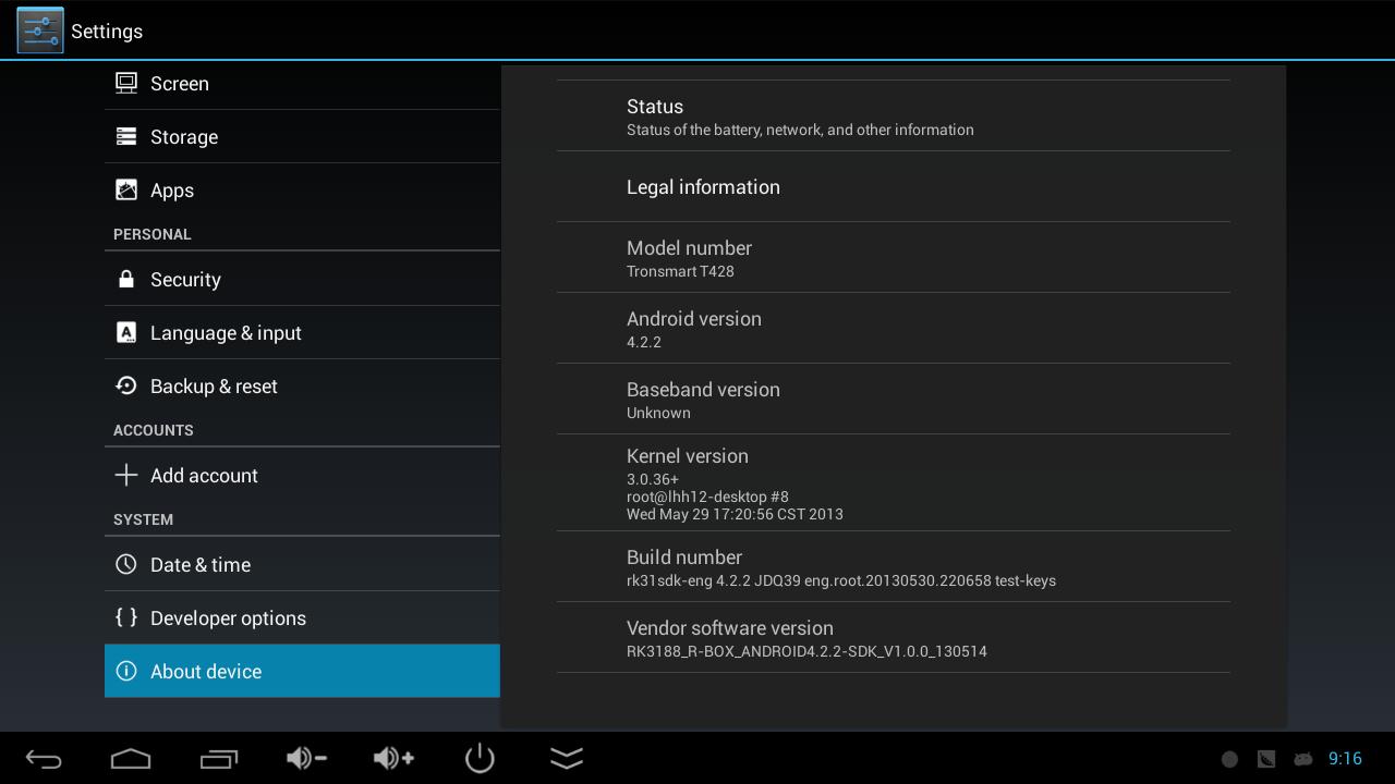 Tronsmart T428 New Android 4 2 Firmware Download Netflix