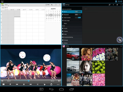 Cube U30GT2 Released Android 4 2 OS Multi-Window System Stock