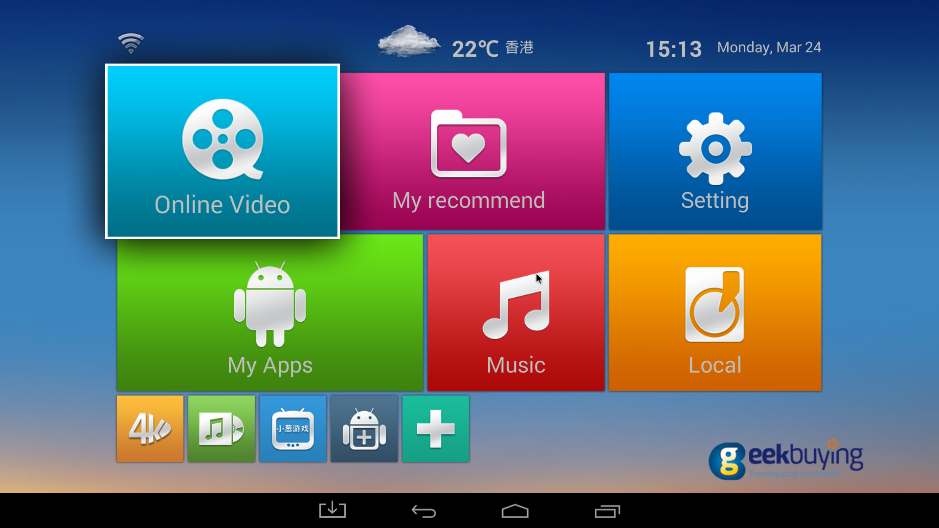New Windows 8 Themed Android Launcher - Android Launchers