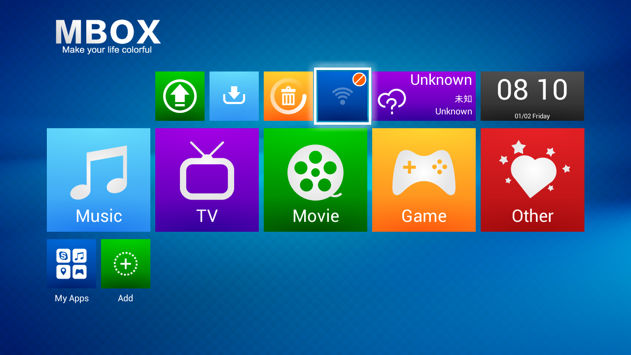 ROM Download] CS918S Allwinner A31s Quad Core TV BOX New Stock