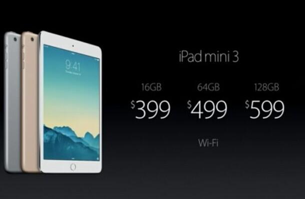 iPad Mini 3-2