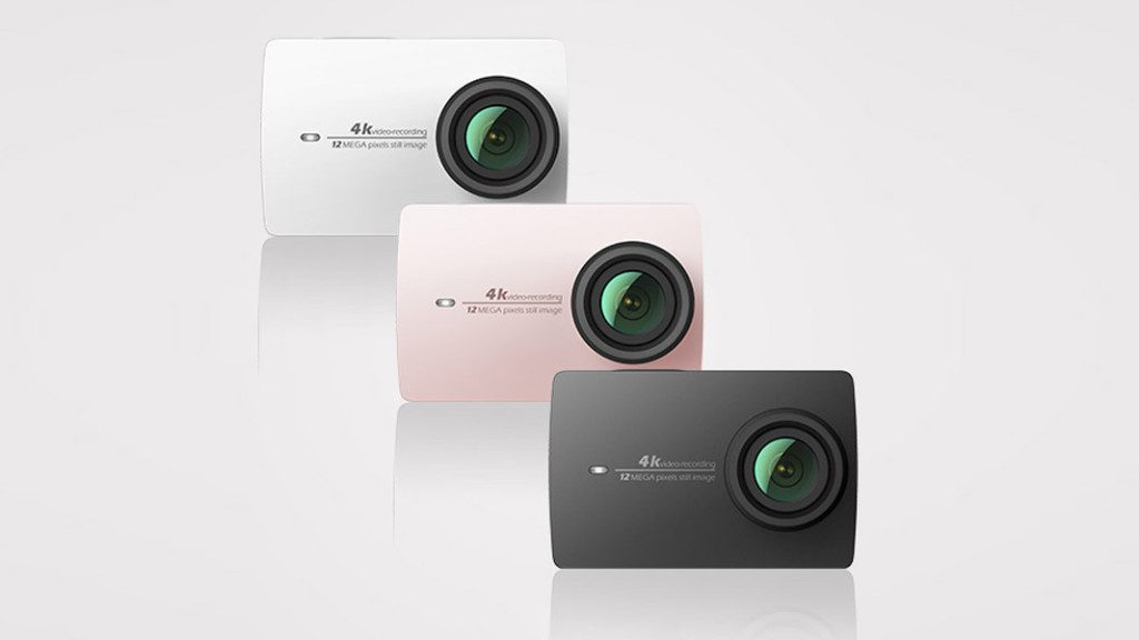 YI technology announces Xiaomi YI 4K Action Camera 2 –
