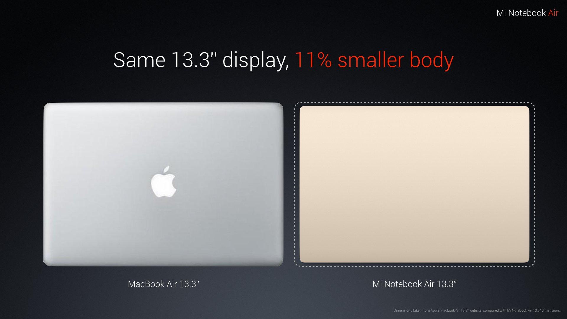 Xiaomi Mi Notebook Air-2