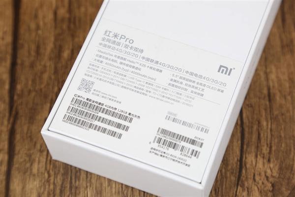 Xiaomi Redmi Pro-4