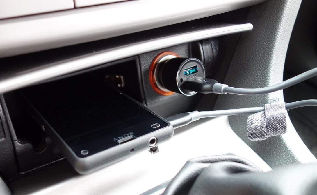 Xiaomi Roidmi 2S Car Charger-10