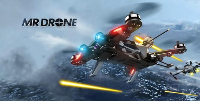 walkera MR drone-11