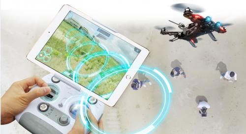walkera MR drone-2