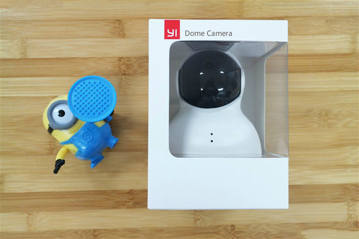 YI Dome Camera Unboxing Review -