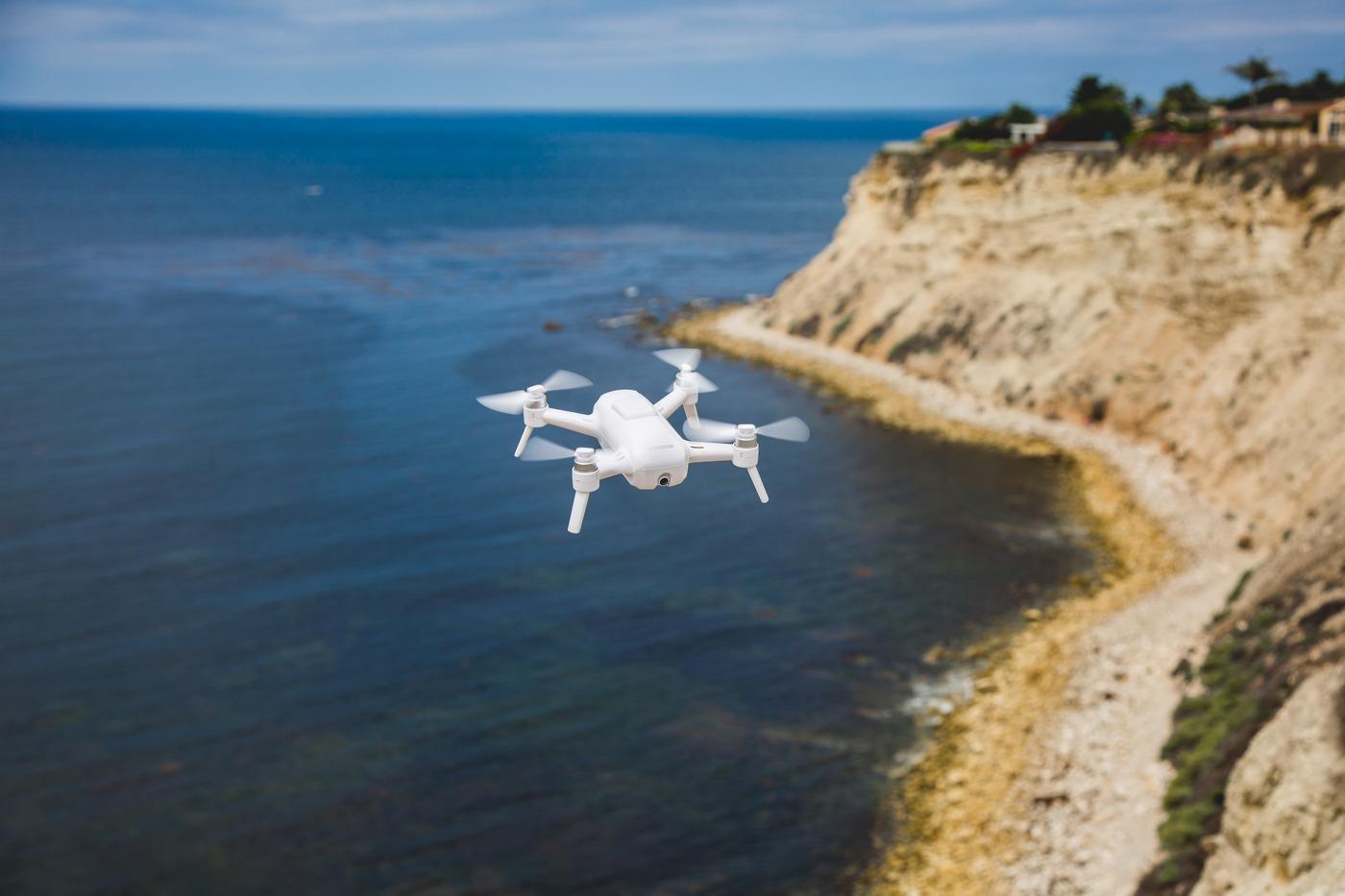 Yuneec Breeze selfie drone-3