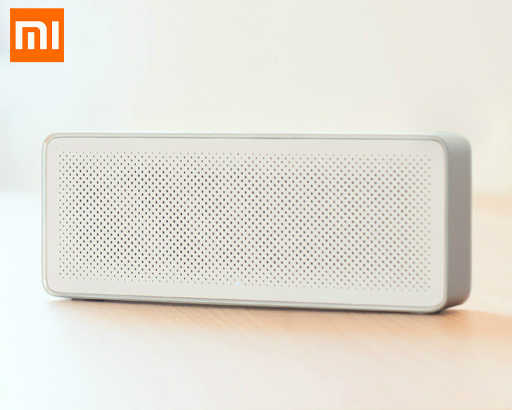 Xiaomi Mi Square Box 2 Bluetooth Speaker Unboxing