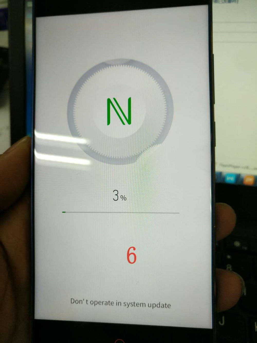 ZTE Nubia Z17 Lite Global Version ROM Firmware Updated on 201802023 -