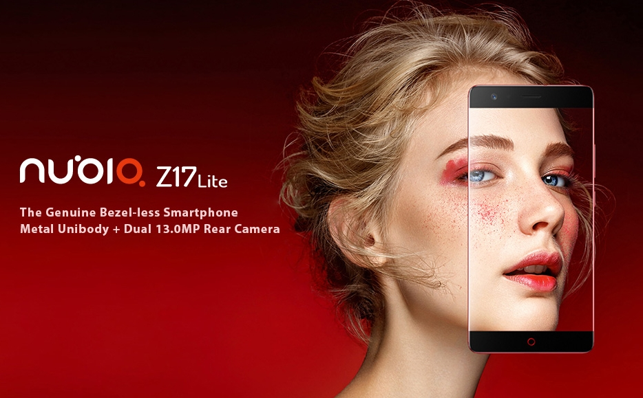 ZTE Nubia Z17 Lite Global Version ROM Firmware Updated on 201802023 -