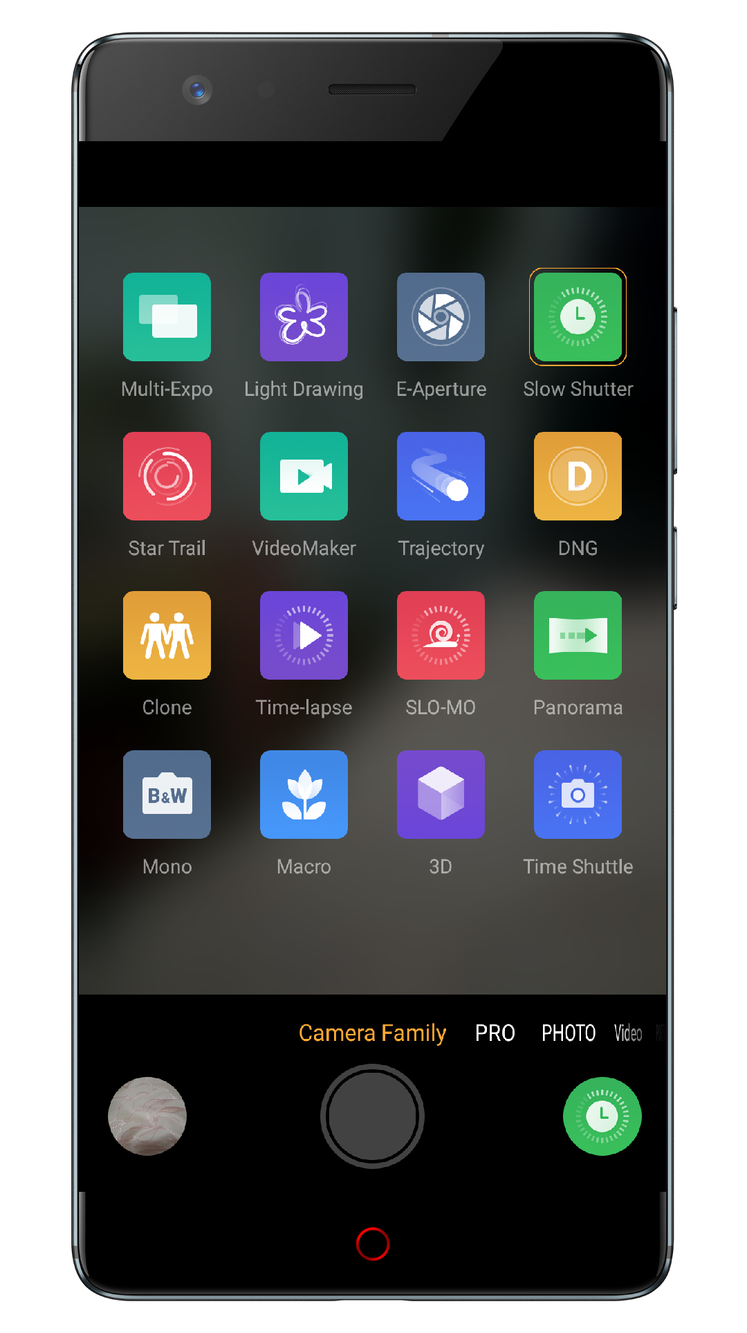 Nubia Z17 Lite System And Camera Features