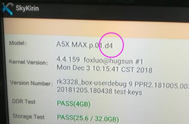 A5X MAX Android 9 0 RK3328 TV Box Firmware Update 20181128 -