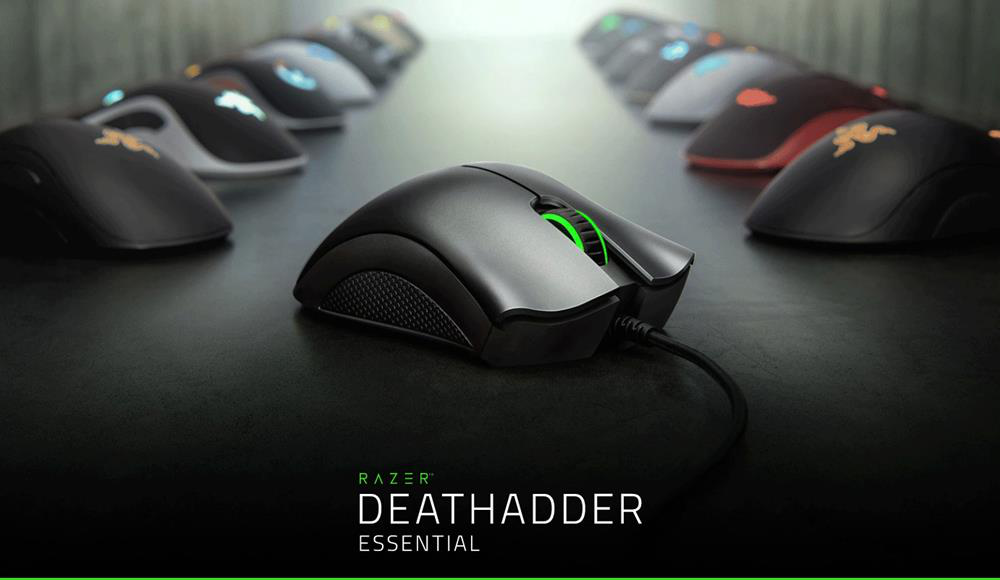 Razer DeathAdder & Razer Basilisk Essential Optical Wired